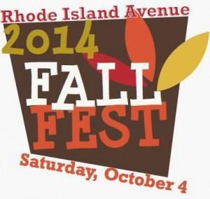 Rhode Island Ave NE Fall Fest 2014 @ Rhode Island Avenue NE Main Street