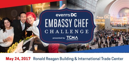 Embassy Chef Challenge @ Ronald Reagan Building and International Trade Center | Washington | District of Columbia | United States
